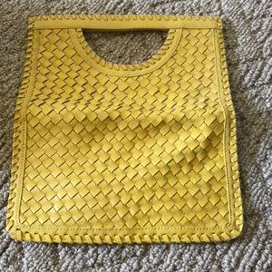 Yellow chicos purse